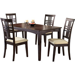 Tiburon 5-pc. Dining Table Set