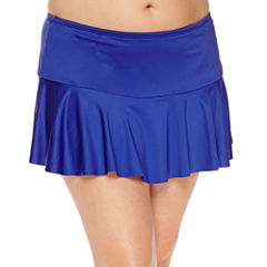 Liz Claiborne Swim Skirt-Plus