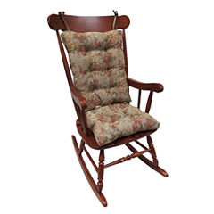 Klear Vu Somerset Jumbo Universal Rocking Chair Cushions