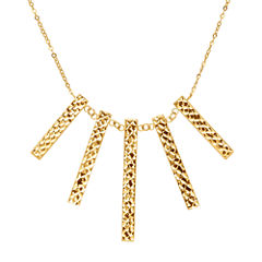 Limited Quantities! 14K Statement Necklace