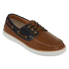 JF J.Ferrar Fender Mens Boat Shoes