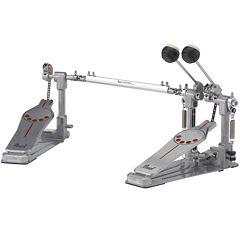 Pearl P932 Demonator Single Chain Double Pedal + Interchangeable Cam Powershifter