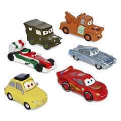 Disney Collection Cars Bath Toy Set