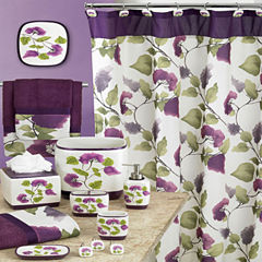 Purple Bathroom Accessories For Bed Bath Jcpenney