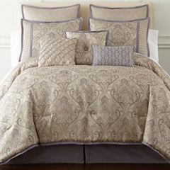 Home Expressions™ Le Reine 7-pc. Comforter Set & Accessories