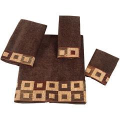 Avanti Precision Mocha Bath Towels
