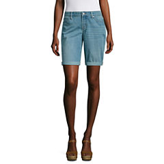 a.n.a Denim Bermuda Short (9