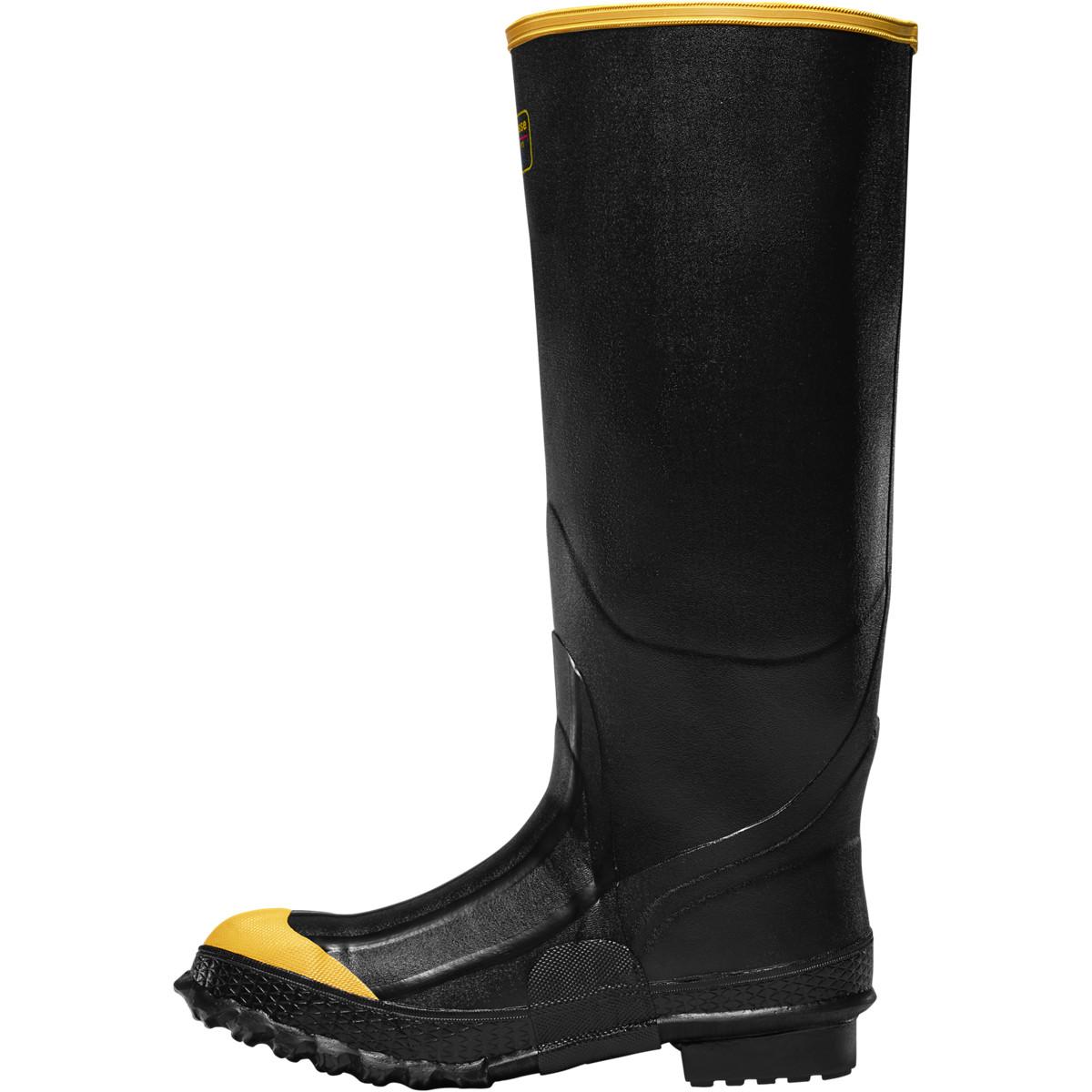 ac27c093c4f LaCrosse Footwear - Premium Knee Steel Toe