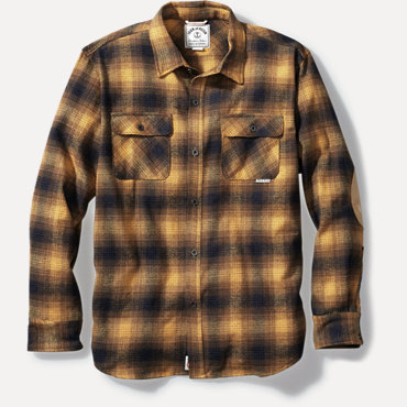 Iron and Resin Benchmark Shirt - Wheat