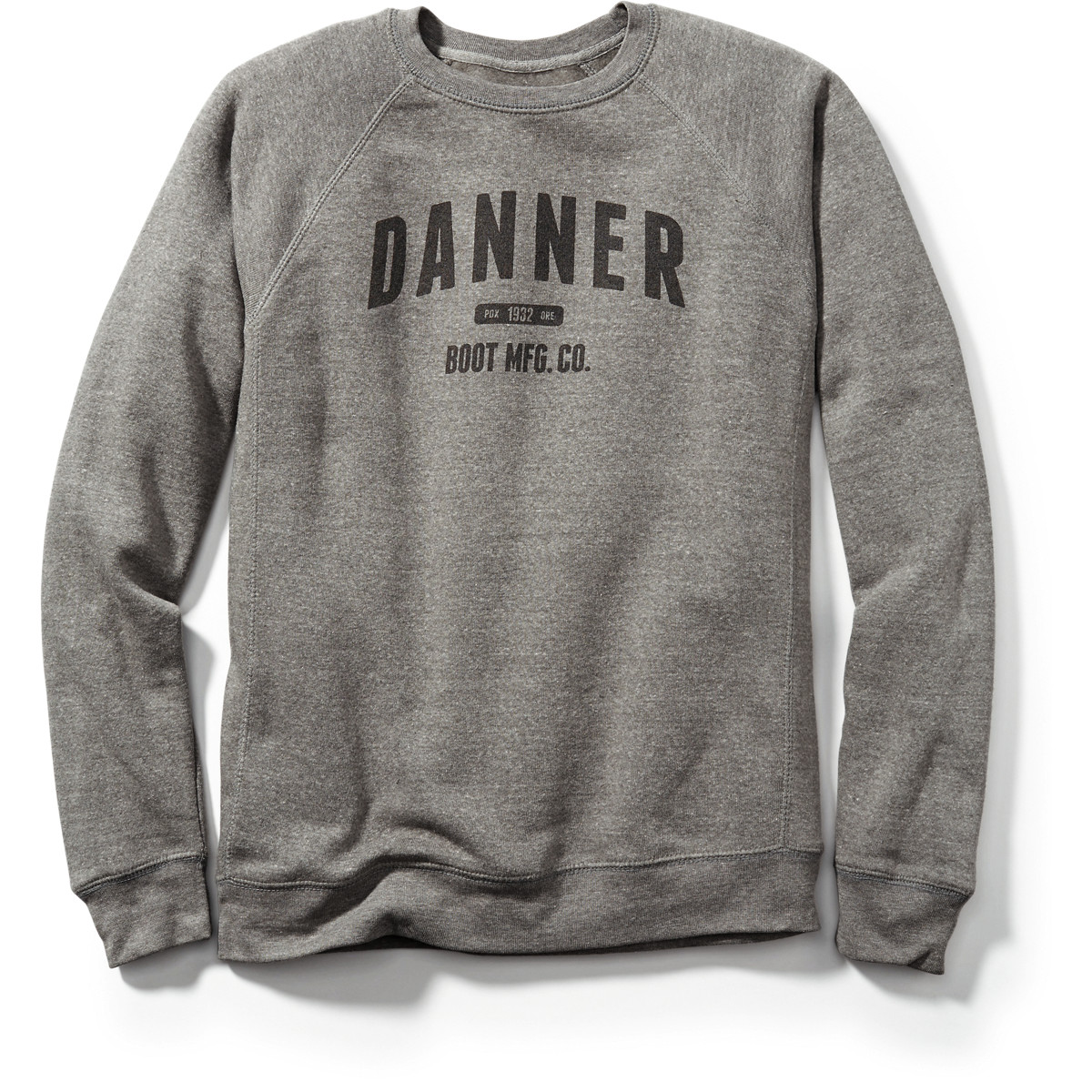 8a51016e82f6 Danner Athletic Sweatshirt - Heather Gray Danner Athletic Sweatshirt - Heather  Gray ...