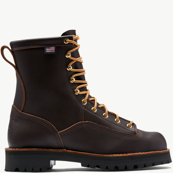 Danner Super Rain Forest Black Insulated 200g