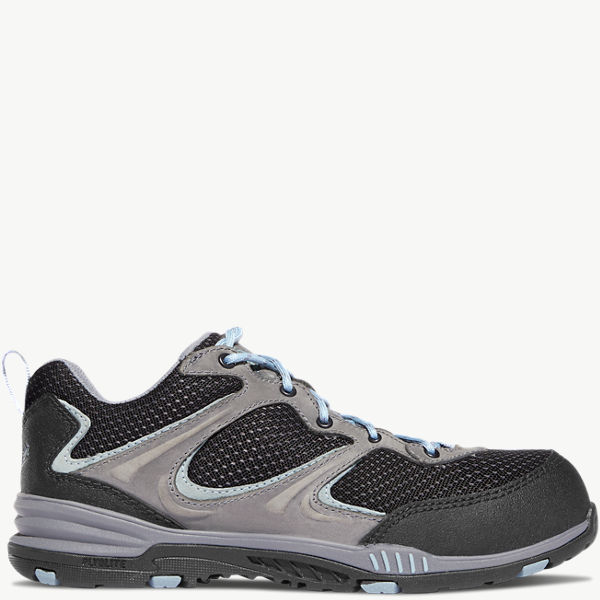 "Women's Springfield Low 3"" Gray/Blue NMT"