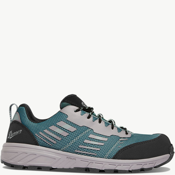 "Women's Run Time 3"" Teal NMT"
