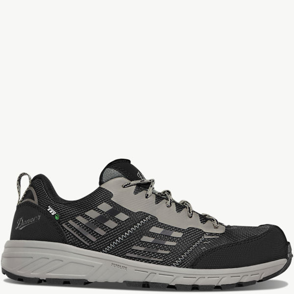 "Women's Run Time 3"" Black ESD NMT"