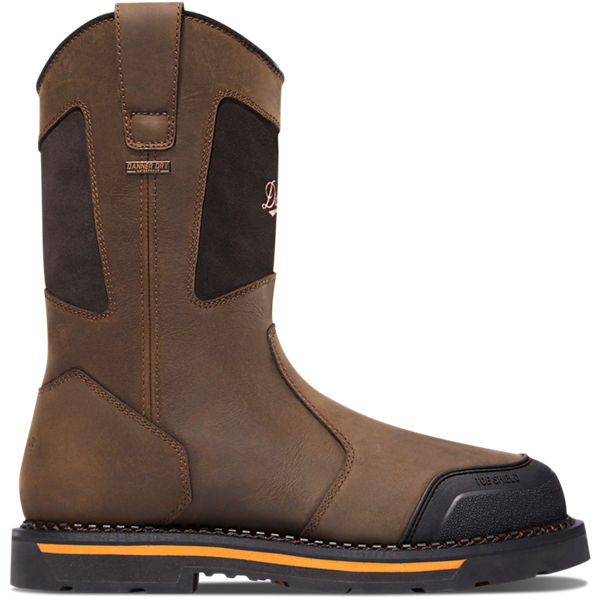 "Trakwelt Wellington 11"" Brown"