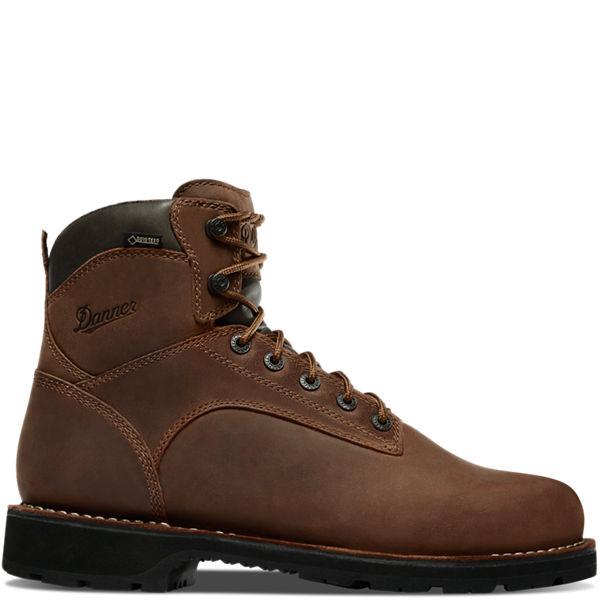 """Workman 6"""" Brown AT"""