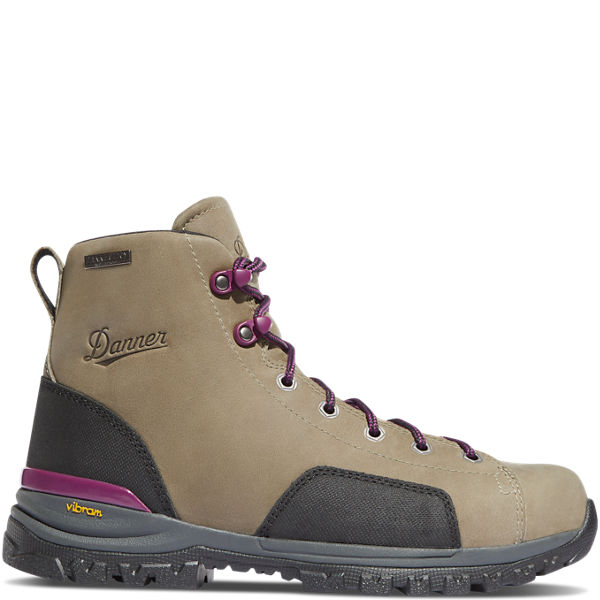 "Women's Stronghold 5"" Gray NMT"