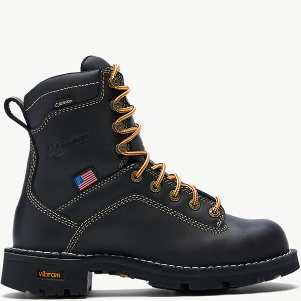 "Women's Quarry USA 7"" Black"