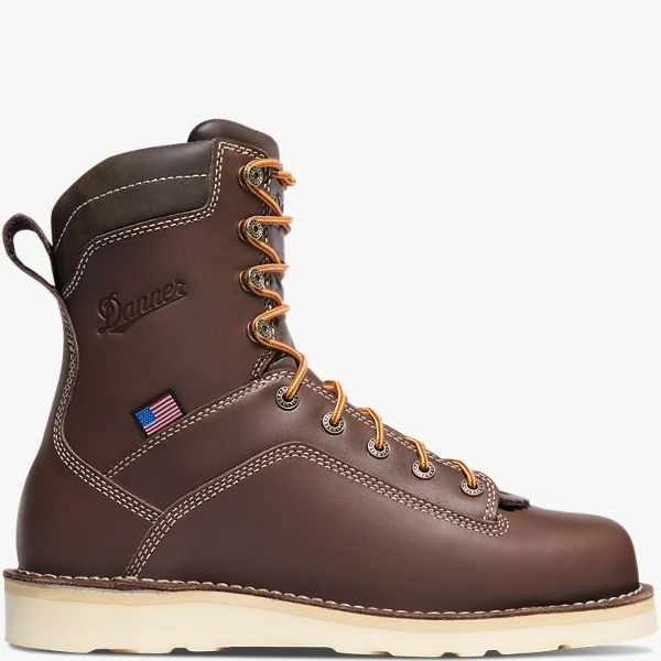 """Quarry USA 8"""" Brown AT Wedge"""