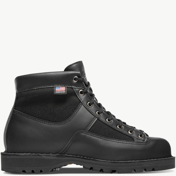 "Women's Patrol 6"" Black"