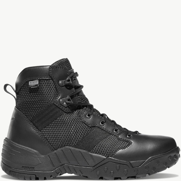 "Scorch Side-Zip 6"" Black Danner Dry"