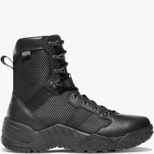 "Scorch Side-Zip 8"" Black Danner Dry"