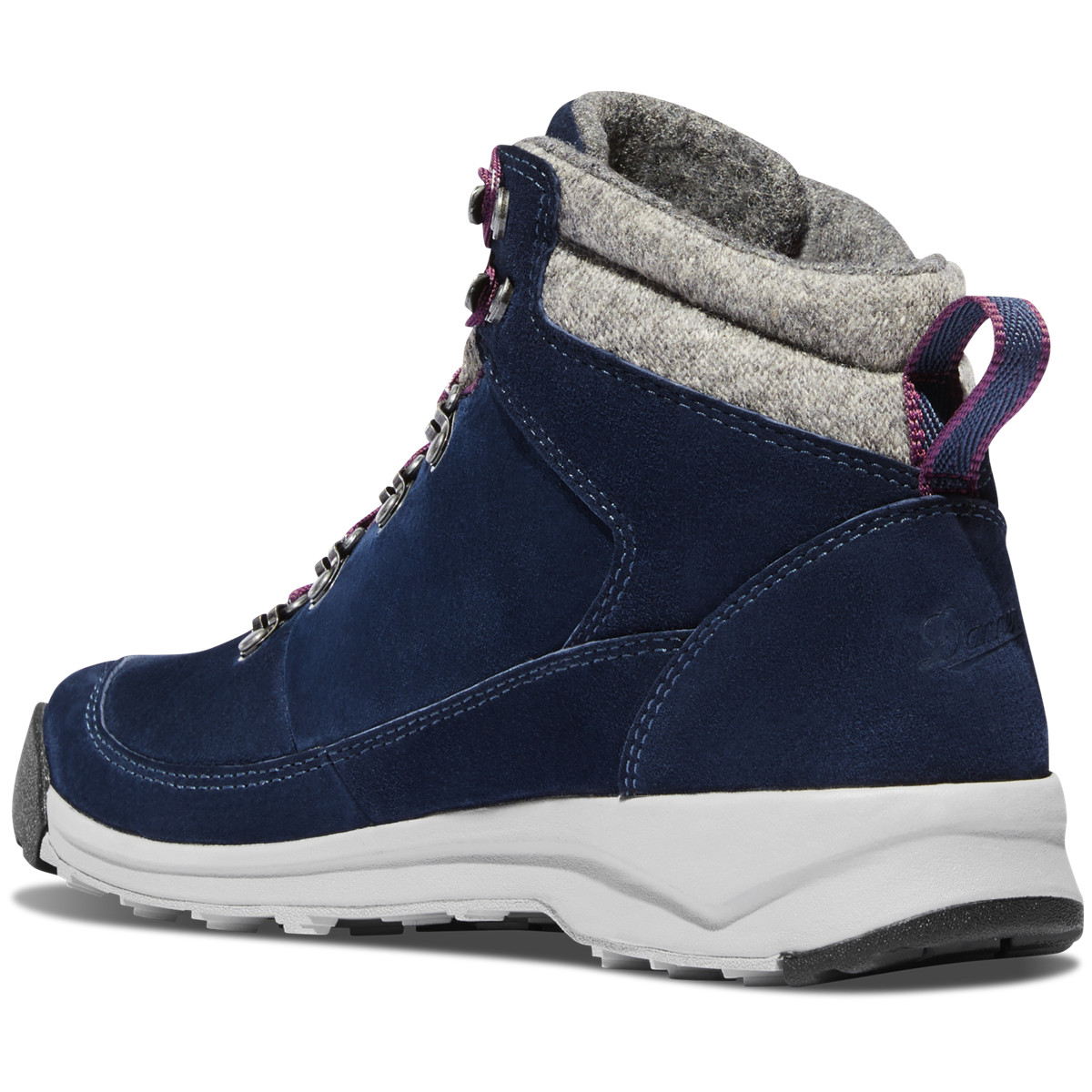 Women's Adrika Hiker Wool Navy