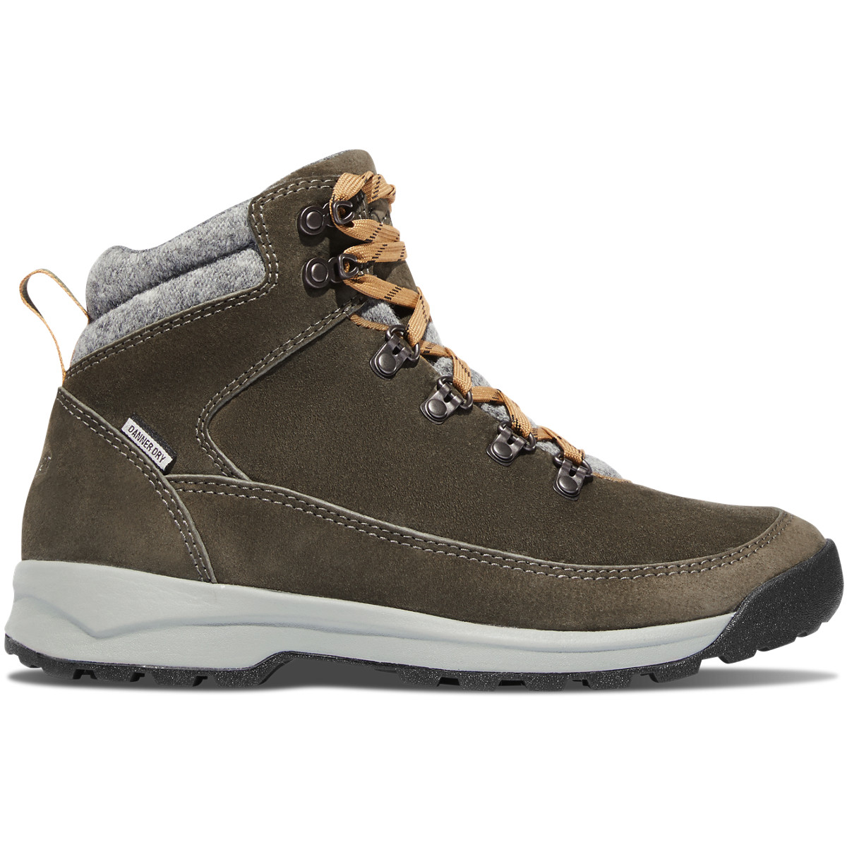 Women's Adrika Hiker Wool Olive