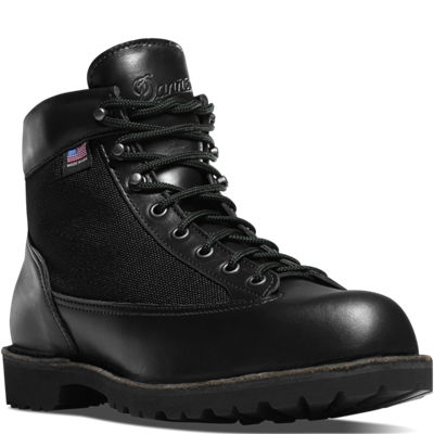 Danner Light Black Glace