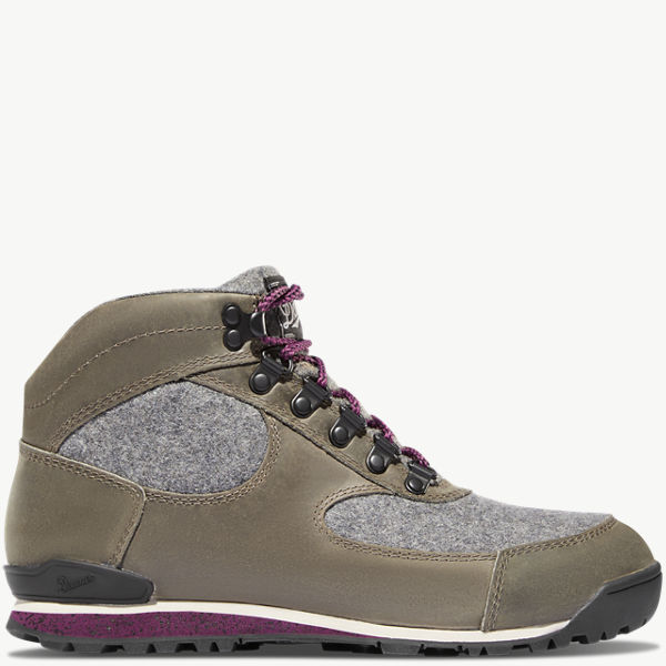 Women's Jag Wool Smoke Gray