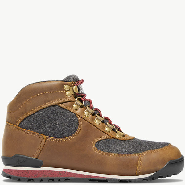 Women's Jag Wool Elk Brown