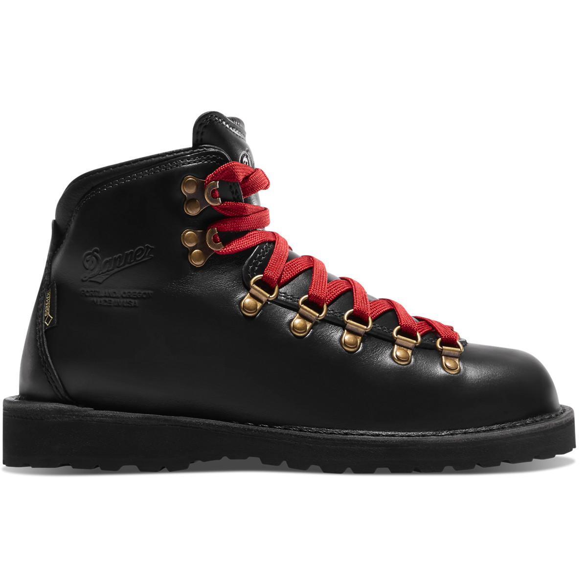 Women's Mountain Pass Black