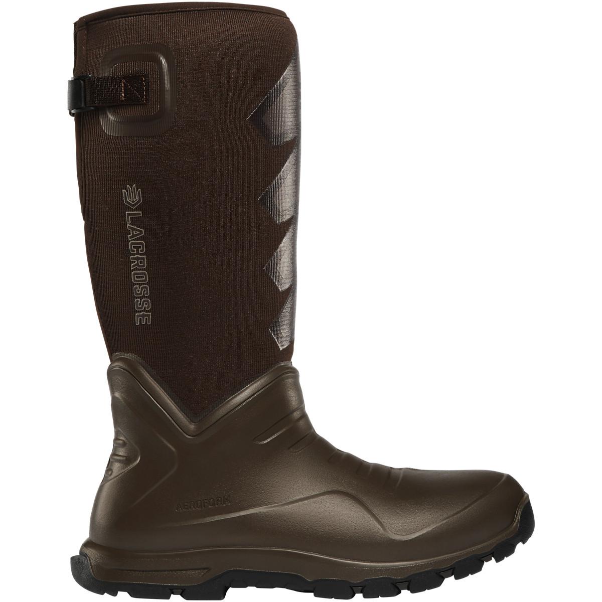 794850d327e LaCrosse Footwear - AeroHead Sport Brown 7mm
