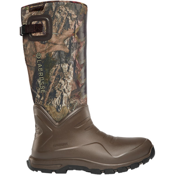 "AeroHead Sport Snake Boot 16"" Mossy Oak Break-Up Country"