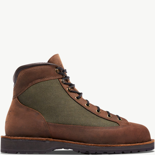 Danner Ridge Dark Brown/Forest Green