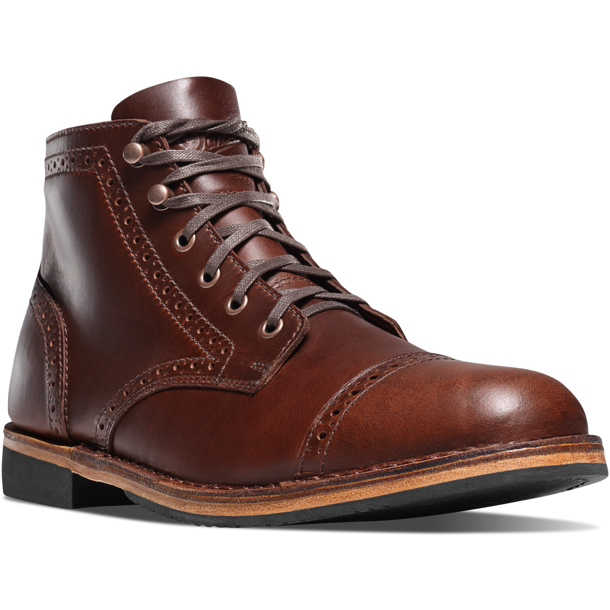 Danner Jack II Brogue Dark Coffee