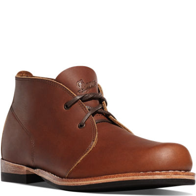 Williams Chukka Oiled Brown