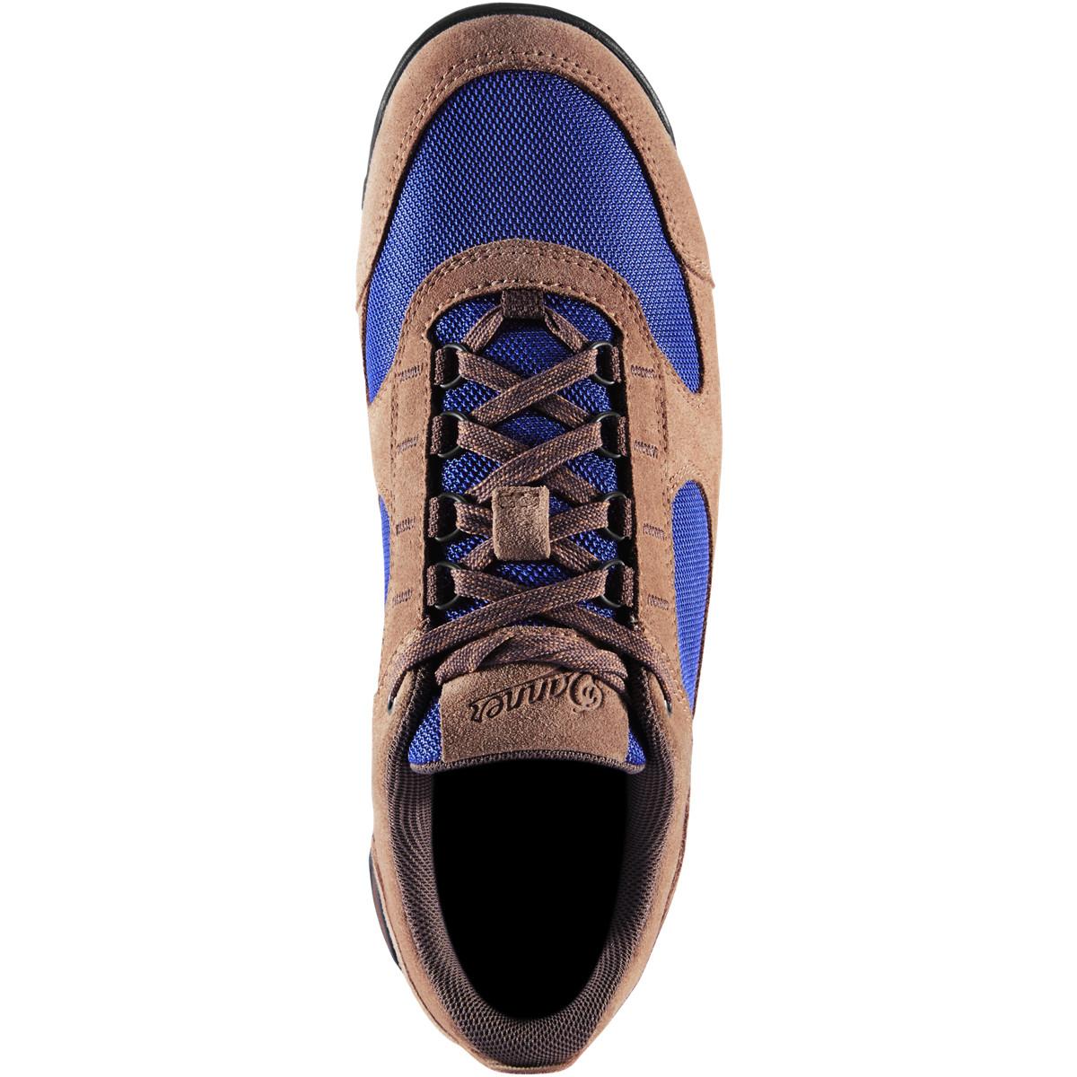 Jag Low Burro Brown/True Blue