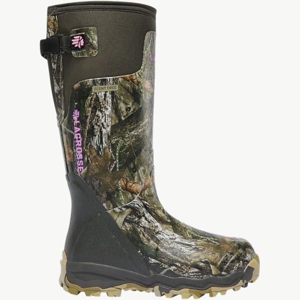 "Women's Alphaburly Pro 15"" Mossy Oak Break-Up Country"