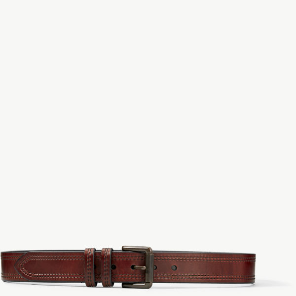 Danner Double Haul Belt - Brown w/ Antique