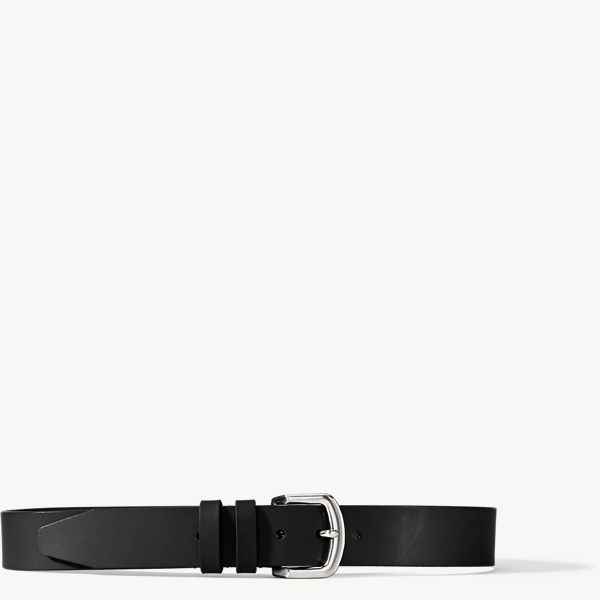 Danner Brushgun Belt - Black w/ Nickel