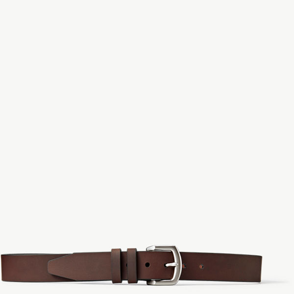 Danner Brushgun Belt - Brown w/ Nickel