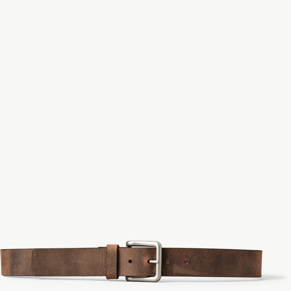 Danner Crazyhorse Pointer Belt - Brown w/ Nickel