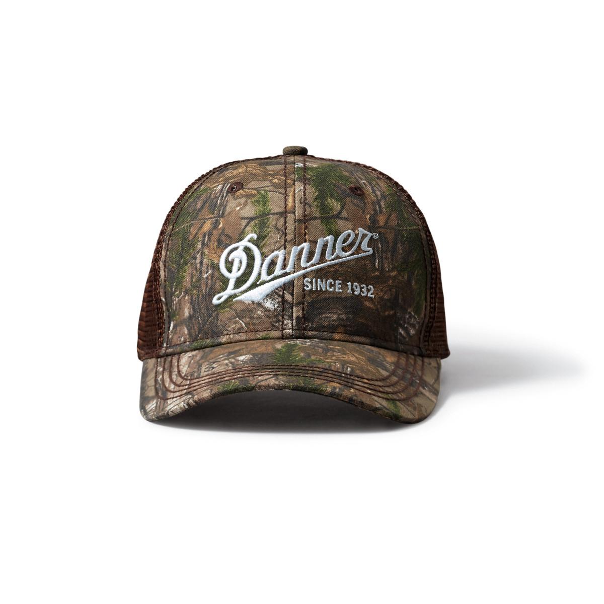 Danner Camo Trucker Hat