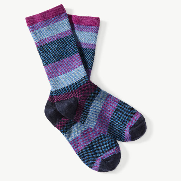 Goodhew Women's Mixology Sock - Violet