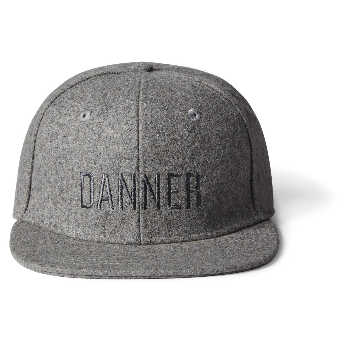 Danner Wool Flat Brim - Gray