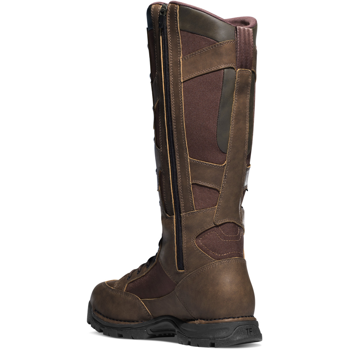 Danner Pronghorn Snake Boot Side Zip 17 Quot Brown