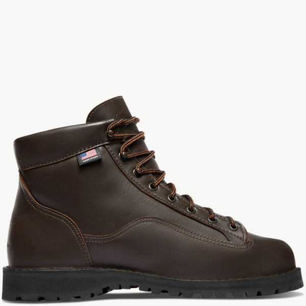 "Explorer 6"" Brown"