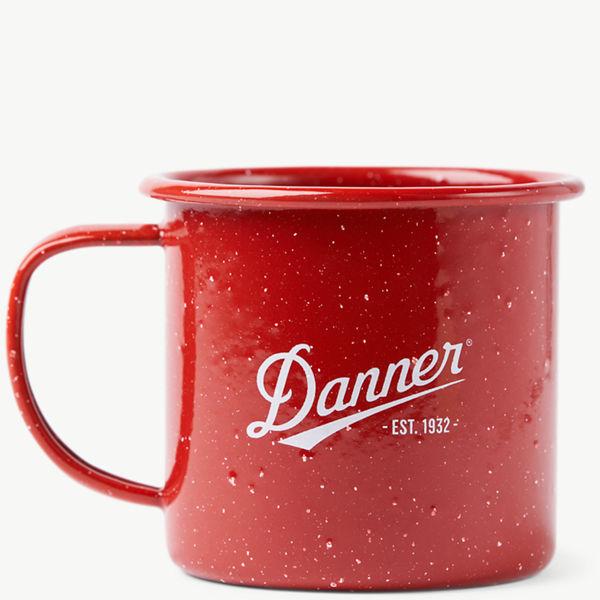 GSI Enamelware 12oz Mug - Red