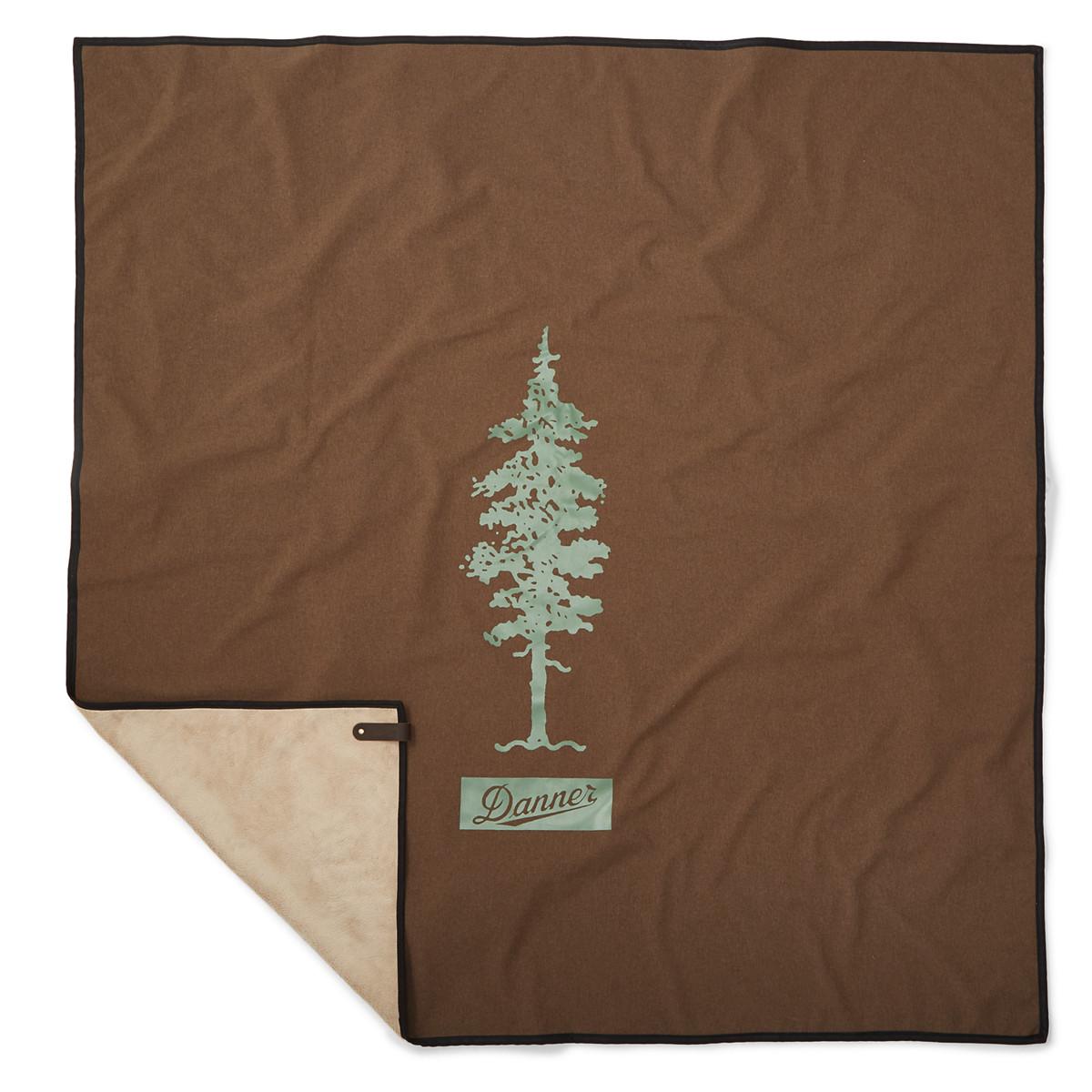 Belmont Blanket x Danner Hellagood - Tan